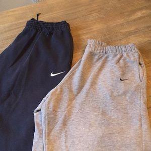 Nike sweatpants bundle